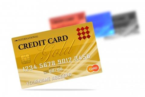 coicraの入出金を管理するために新しくクレジットカードを入手したイメージ